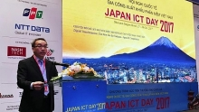 japan ict day 2017 opens in ho chi minh city