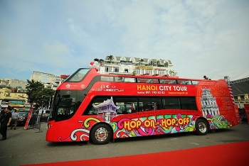 hanoi to launch new double decker bus tour