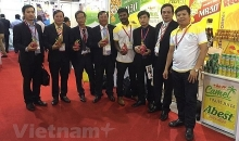 vietnam promotes food farm produce at intl fair in india