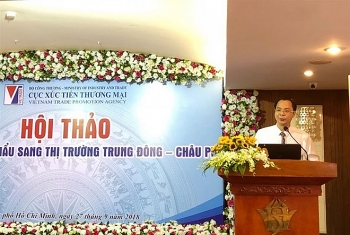 middle east africa promising markets for vietnamese goods