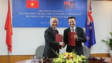 vietnam new zealand facilitate cooperation in various fields