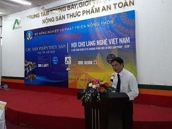 seafood fair scheduled for october 6th in hanoi