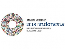 annual imf wb meeting kicks off in indonesia