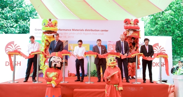 dksh opens new distribution center to accelerate growth in vietnam