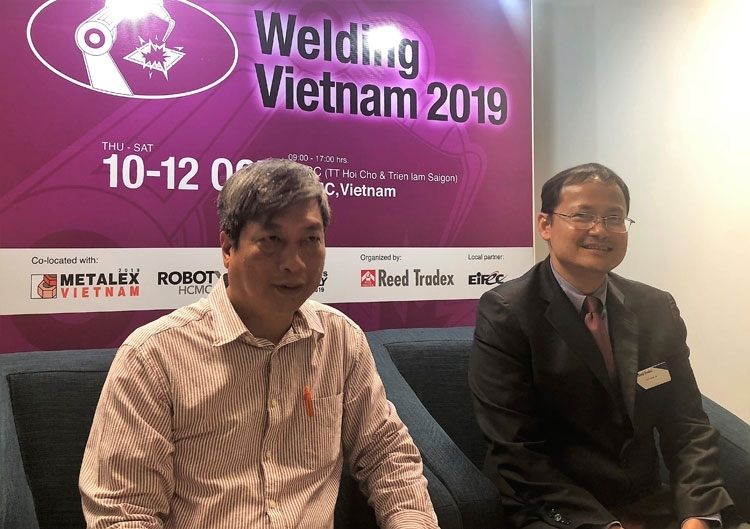 welding vietnam 2019 rising with innovation for welding industry