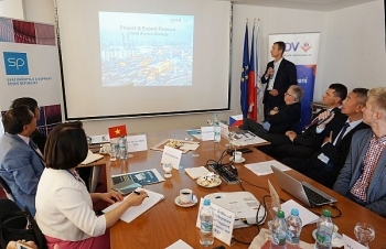 business conference connects vietnam czech firms