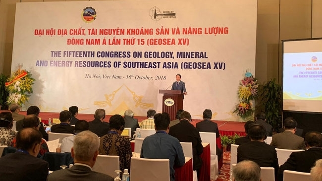 hanoi to host first regional geological and energy congress