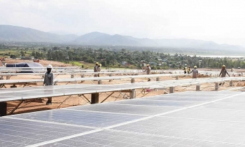 krong pa district ready to develop solar power