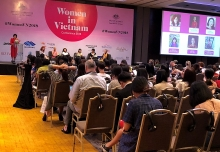 young women in vietnam need steadfast support conference