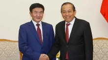 deputy pm calls for stronger vietnam mongolia ties across multiple fields
