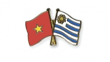 vietnam uruguay diplomatic ties marked in montevideo