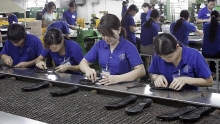 vietnam is worlds third largest exporter of shoes and leather