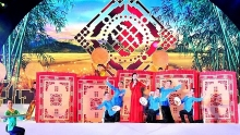 culture sports and tourism festival opens in ninh binh
