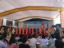 bao minh textile factory inaugurated in nam dinh province