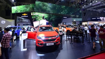 vietnam motor show 2019 to feature 15 top brands