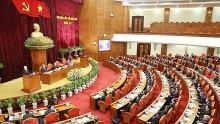 first working day of party central committees 11th session