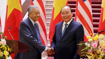 vietnam malaysia target trade turnover of us 20 billion