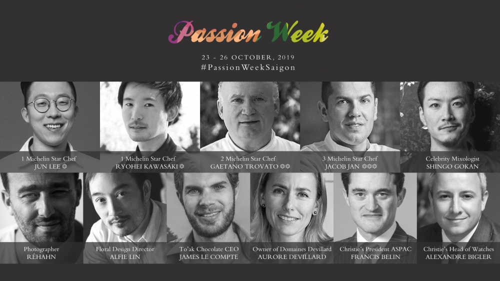 second passion week in hcmc a star studded event