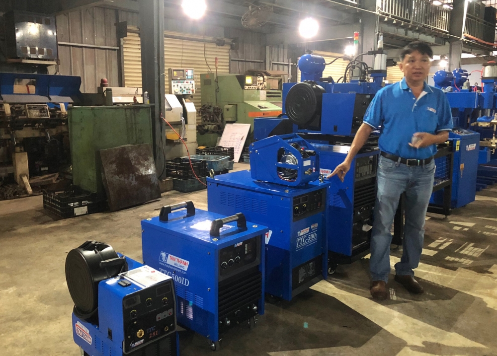 tan thanh company welds itself firmly to international integration