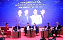 seminar talks laos economic prospects