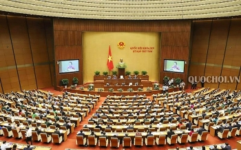 14th national assembly convenes eighth session