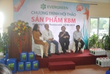 biodegradable kbm launched in ben tre to treat aquaculture environment