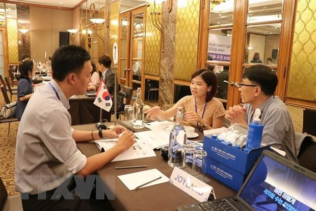 korean firms promote trade in ho chi minh city