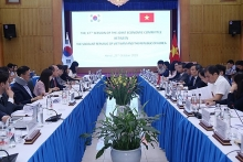 vietnam rok discuss ways to promote economic ties