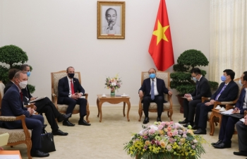 vietnam uk enhance bilateral trade ties