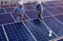 rooftop solar power hot commodity in southern provinces