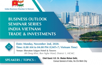 business outlook seminar promotes post pandemic india vietnam ties