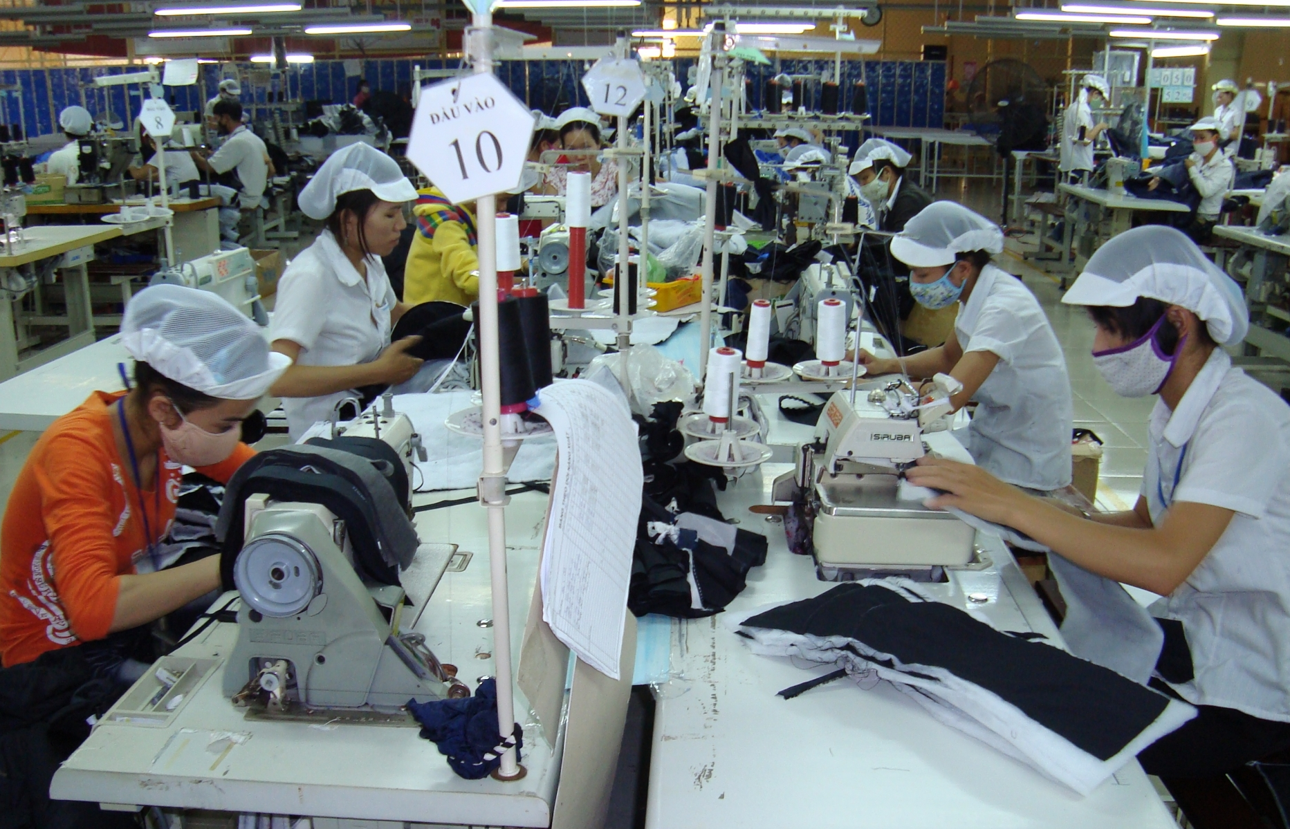 textile industry draws up map to circular economic practice