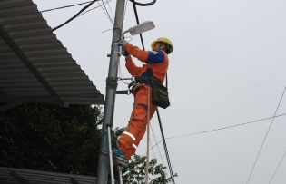 vinh phuc power company occupational safety is top priority