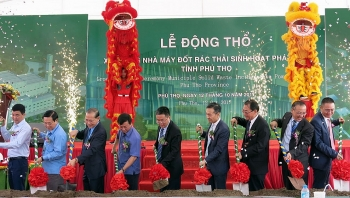 phu tho commences construction of first waste to energy plant