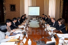 vietnam italy bolster financial supervisory cooperation