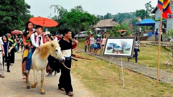 month long activities to be held at vietnam national village for ethnic culture and tourism