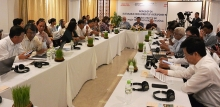 seminar discusses sustainable vu gia thu bon hydropower network