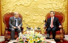 party official appreciates imfs assistance for vietnam
