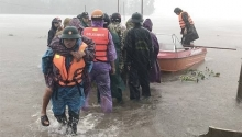 prime minister requests urgent flood relief