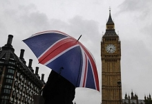 brexit keeps uk debt outlook negative fitch sp