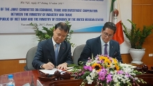 vietnam mexico to promote trade investment cooperation