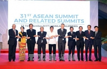 asean summit opens in the philippines