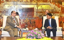 hanoi ready to connect vietnamese finnish firms