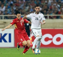 vietnam draws with afghanistan qualify for 2019 asian cup