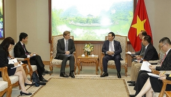 vietnam values cooperation agreement with wef
