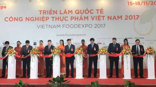 Over 400 enterprises join Vietnam international food expo | Trade