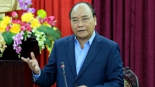 pm asks bac kan to consider poverty reduction a political task