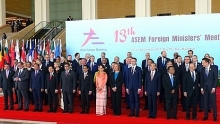 vietnam attends asem foreign ministers meeting