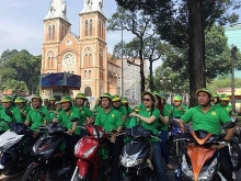 mai linh to join hi tech motorbike taxi game