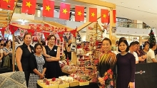 vietnam joins diplomatic charity bazaar in thailand
